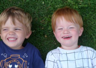 Nikibel kinderopvang crèche blije kinderen home